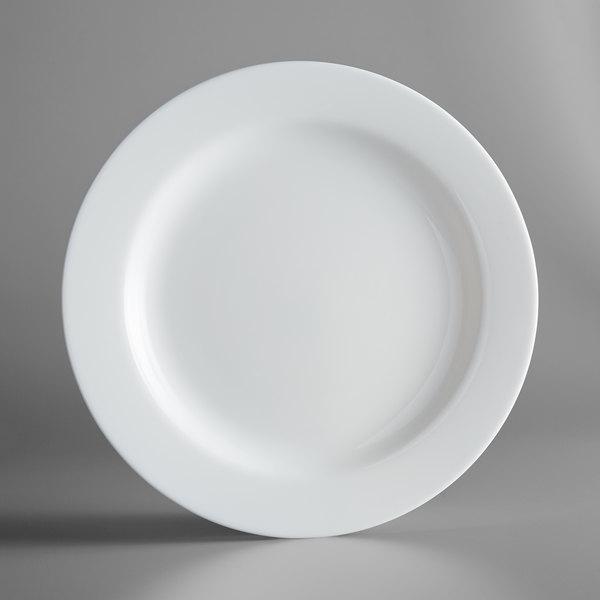 Evolution Uni weiß - EXTRA GROSSER Teller flach Ø 27 cm