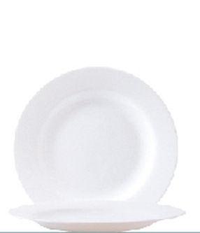 """Hartglasgeschirr """"Evolution"""" - Dessert- / Frühstücksteller Ø 19,5 cm, H 15 mm"""