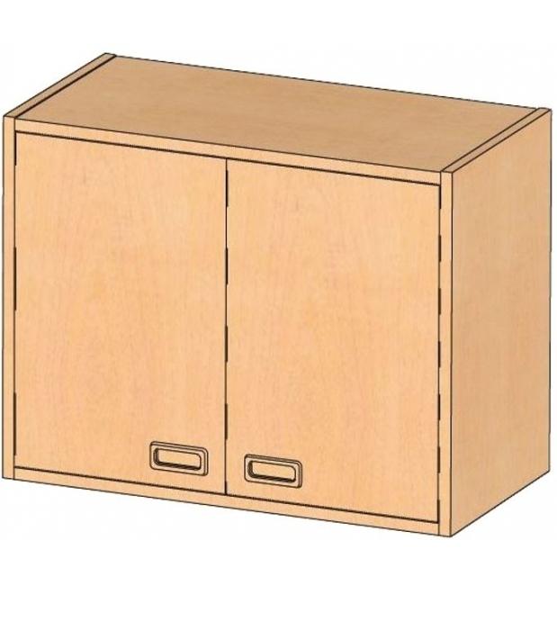 Aufsatz-/Hängeschrank, B/H/T 78 x 60 x 40 cm