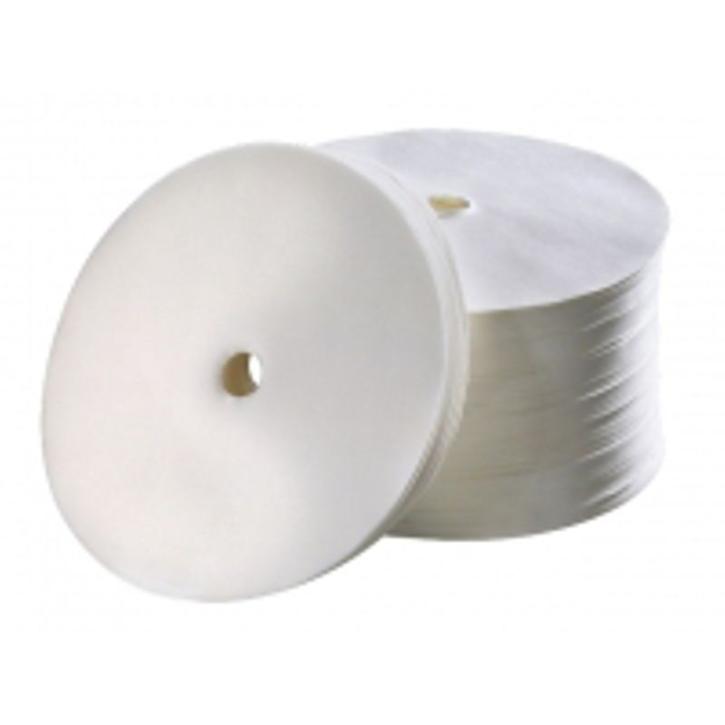 Passendes Rundfilterpapier für Größe 6,8 Liter (250 Stück im Karton)