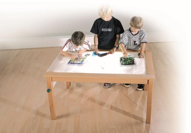 Lichttisch, B/H/T 150 x 190 x 60 cm