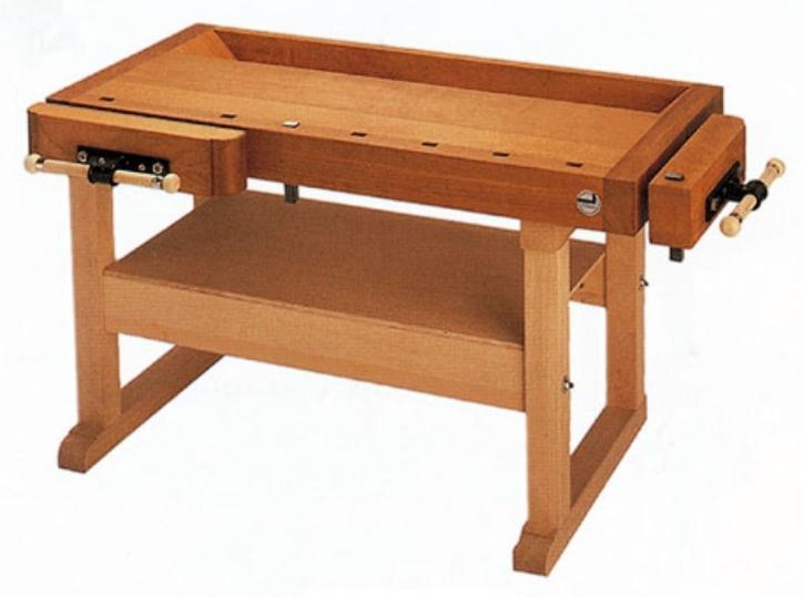 Werkbank für Kinder in Premium-Qualität, B/H/T 125 x 67 x 60 cm