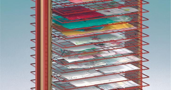 Trockengitter einzeln, B/H/T 56 x 83 x 40 cm