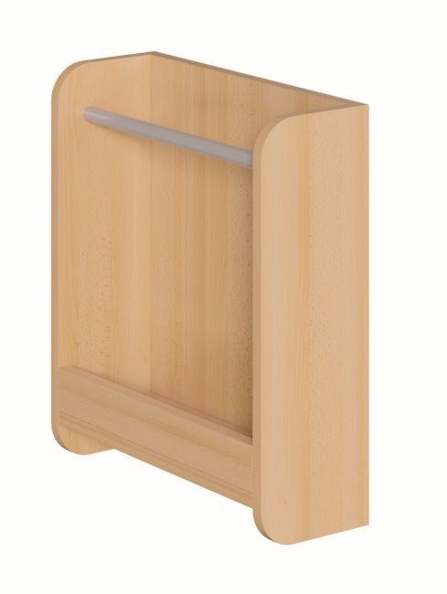 Ansatz für Bastelwagen - für Papierrollen, B/H/T 50 x 54 x 17 cm
