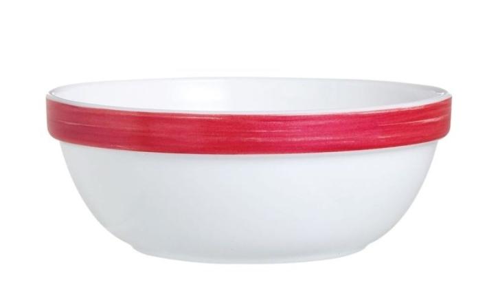 Brush CHERRY - Müslischale 0,27 Liter, stapelbar, Ø 120 × H 47 mm