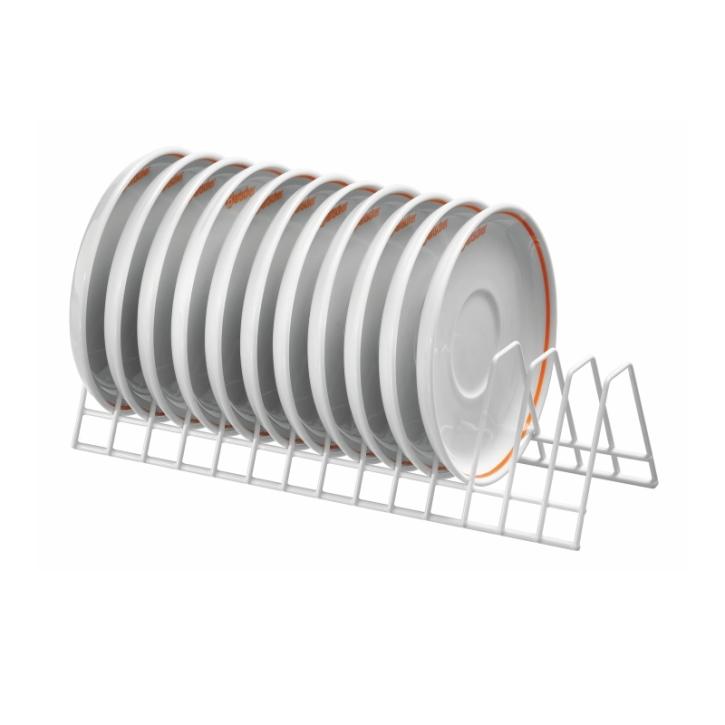 Untertasseneinsatz zu Spülkorb, B/T/H 300 x 100 x 90 mm