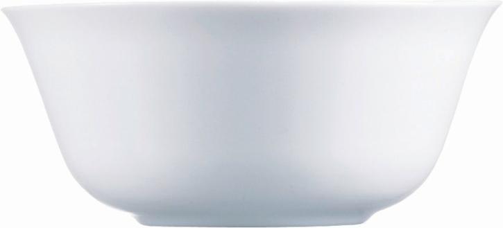 """Hartglasgeschirr """"Evolution"""" - Salatschale stapelbar, 3,10 Liter, Ø 240 x H 95 mm"""