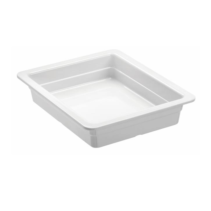 Melamin-Behälter-Set 1/2 GN T65, B/T/H 325 x 265 x 65 mm