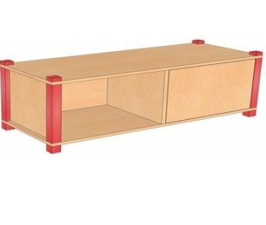Raumteiler, B/H/T 106 x 40 x 40 cm