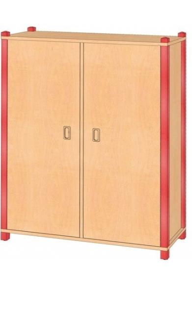Stollenschrank Breite 106 cm, 120 cm Hoch