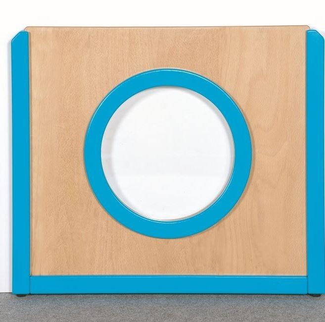 Raumteiler Bullauge, B/H/T 70,5 x 60 x 4 cm