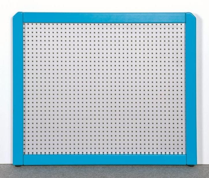 Raumteiler Lochblech, B/H/T 70,5 x 60 x 4 cm