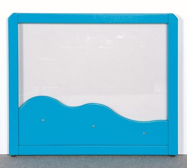 Raumteiler Welle, B/H/T 70,5 x 60 x 4 cm