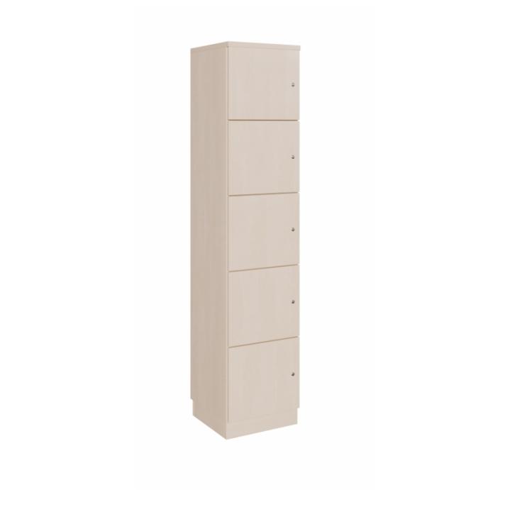 Lehrerschließfachschrank 1-reihig, Breite: 41 cm, Höhe: 190 cm (Variante wählen)