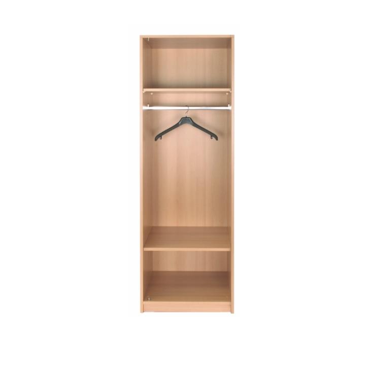 Garderobenregal, Höhe 190 cm (Variante wählen)