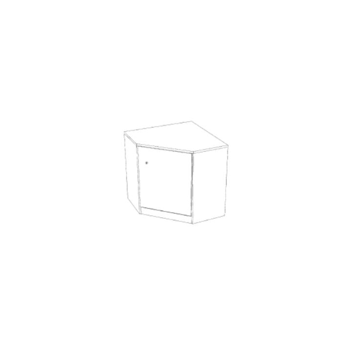 Inneneckschrank, BxT 70x70 cm (Variante wählen)