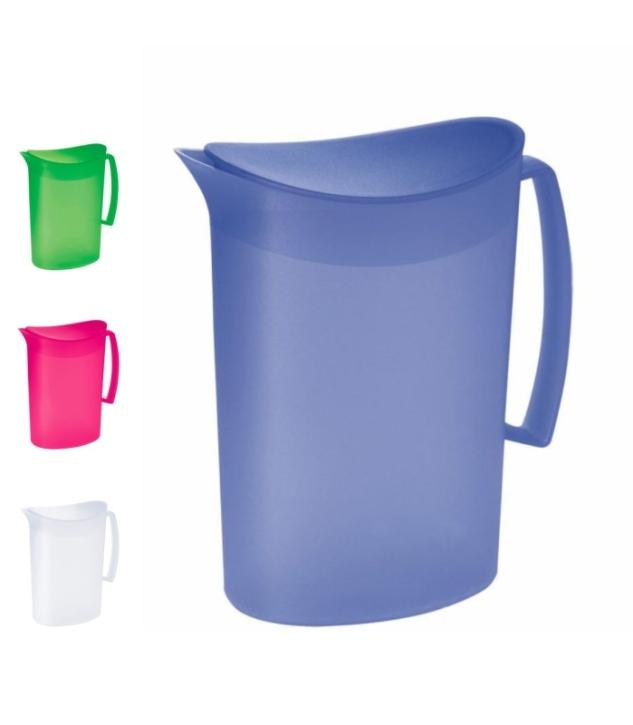"""Kanne """"Safty"""" 2,00 Liter in 4 Farben"""