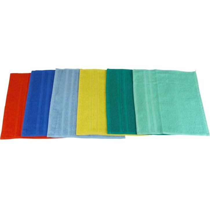 Seiftücher / Waschlappen 30x30 cm (Farbe wählen)