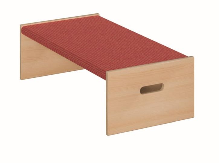 Rechteck klein, 1-seitig offen, B/H/T 78 x 24 x 38 cm