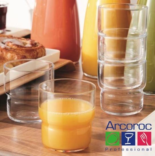 Stapelgläser LOG von Arcoroc