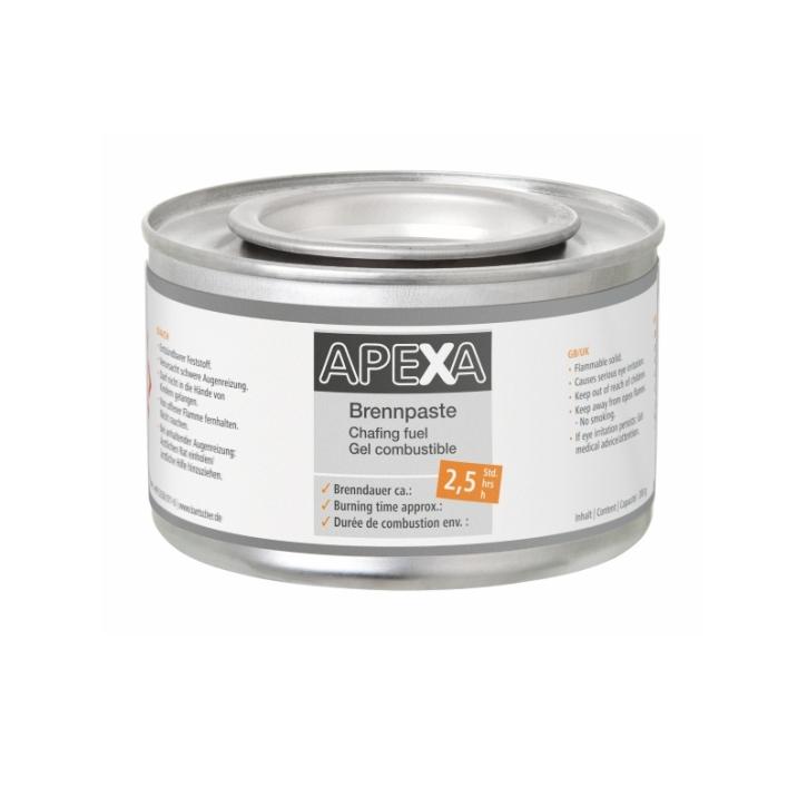 Brennpaste Apexa 200 g DS (48 Dosen im Karton)
