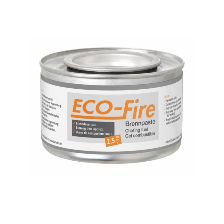 Brennpaste Eco-Fire 200 g (48 Dosen im Karton)