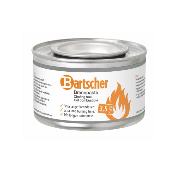 Brennpaste Bartscher 200 g DS (72 Dosen im Karton)