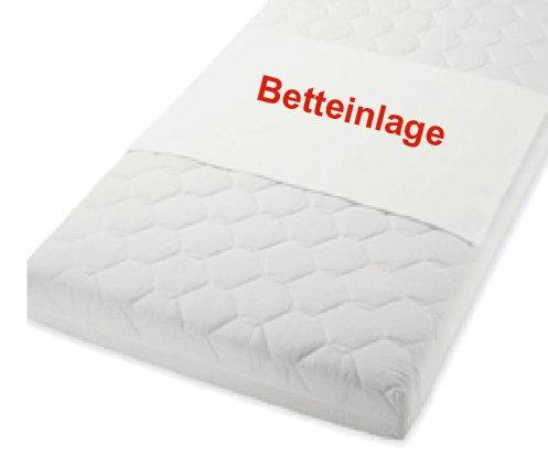 Nässeschutz-Betteinlage, einseitig Frotte - einseitig Molton (Größe wählen)