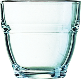 """Forum"" Stapelglas 0,16 Liter, Ø 73 x H 70 mm"