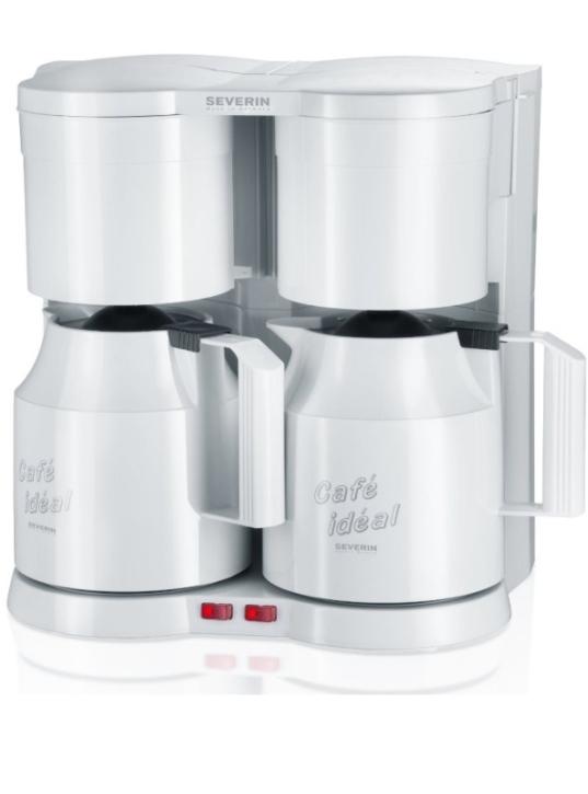 Duo-Kaffeeautomat mit Thermokannen