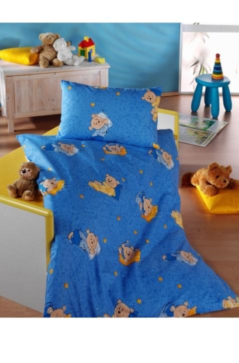 """Bettwäsche """"Schlafbär"""", Baumwolle (aus 2 Größen wählen)"""