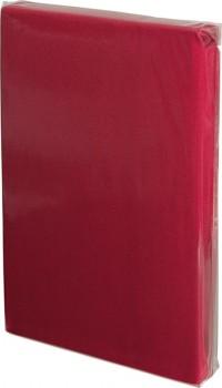 AUSVERKAUFT Abverkauf: Spannlaken ca. 60x120 cm (ROT)