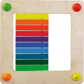 Babypfad Farbspiel