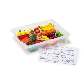 Lernbox Obst und Gemüse