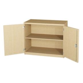 Anrichte mit 2 Türen, 82,5 cm hoch (Maße wählen)