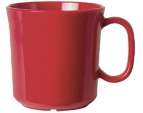 (1) Kindertasse 0,20 Liter, Ø 75 x H 76 mm (Farbe wählen)