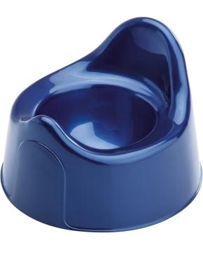 Kindertopf, L 25 x B 24,5 x H 17 cm, blau