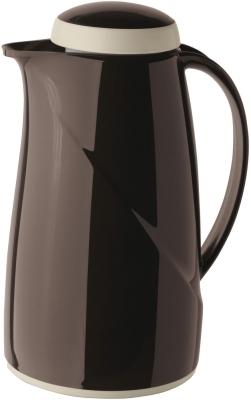 Isolierkanne mit Glaseinsatz