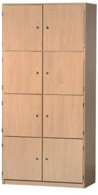 Lehrerfachschrank, B/H/T: 80×190×40 cm