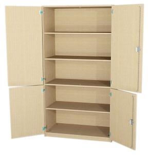 Schrank mit 4 Türen, 190 cm hoch (Maße wählen)