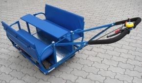 Krippen-Ausflugswagen 6-Sitzer, L 165 x H 95 x B 84