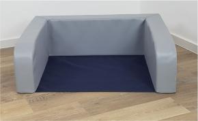 Kopfumrandung / platzsparendes Stapelbett (Ausführung wählen)