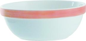 Müslischale Ø 12 cm Brush ORANGE, H 47 mm, 0,27 Liter, stapelbar