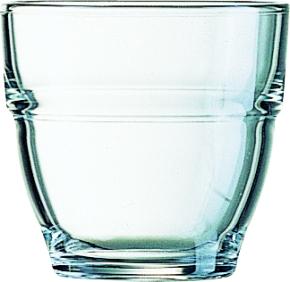 Karton-Knaller-Preis: 1 Karton mit 72 Stück Stapelglas Forum 0,16 Liter