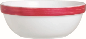 Müslischale Ø 12 cm Brush CHERRY, H 47 mm, 0,27 Liter, stapelbar