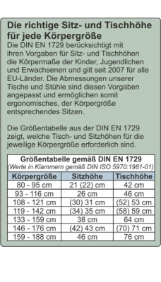 Stapelstuhl IRON, Sitzschale natur, Sitzhöhe 31 cm