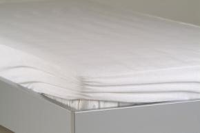 Nässeschutz-Spannbettlaken ca. 60 x 120 cm